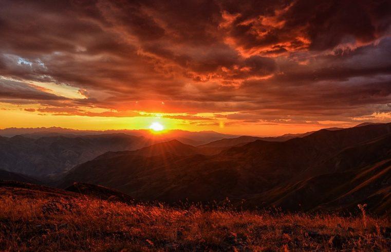lever du soleil pour se réveiller